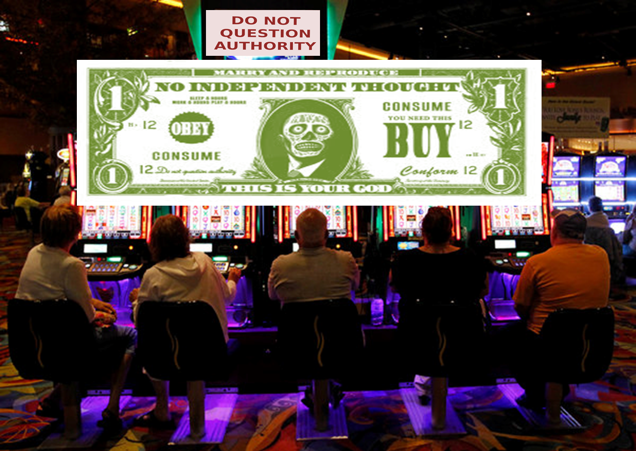 Gambling propaganda buffalo run indian casino odds